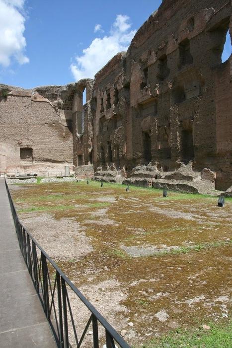 Roma - Termas de Caracalla | Mundo Clásico | Scoop.it