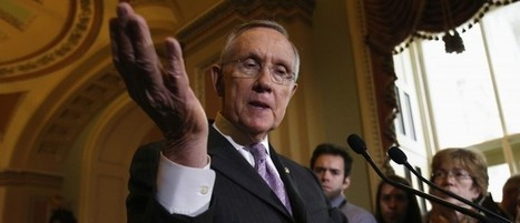 Reid warns Nevada cattle rancher who faced down feds: 'It's not over' | Politics and Business | Scoop.it