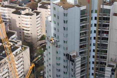 Rénovation à grande hauteur dans la capitale | Architecture et Construction | Scoop.it