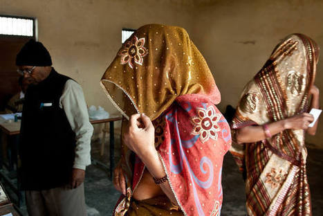 Indian women demand greater Lok Sabha representation, Election Commission of India | synergywebdesigners | Scoop.it