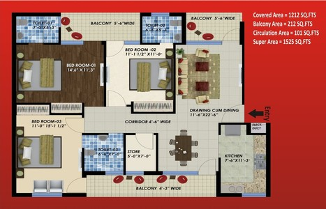 3BHK Apartments for sale | Real Estate Developer | Scoop.it