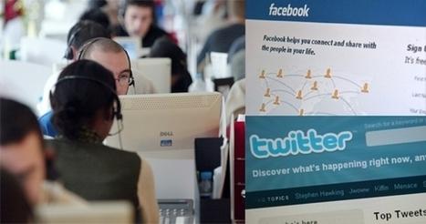 Le service client monte en pression sur le web | Relation client, avis, co-création et social CRM | Scoop.it