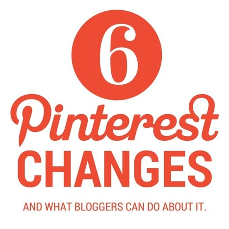 Guest Post: 6 Pinterest Changes (and What Bloggers Can Do About It) - The Blogger Network | The Social Media Advisor | Scoop.it