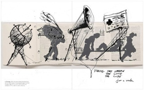 William Kentridge: Anything Is Possible | The Creative Process | Scoop.it