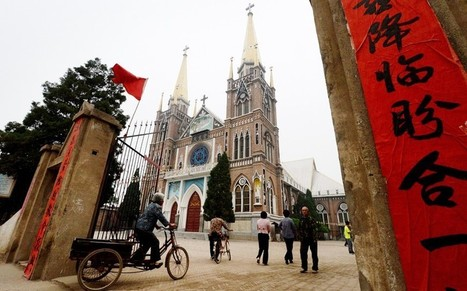 Beijing urged to respect religious freedom amid 'anti-church' crackdown - Telegraph | North and South America and Asia | Scoop.it