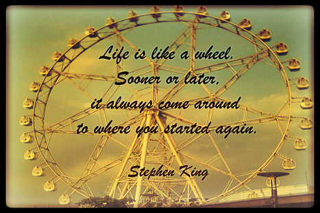Like a ferris wheel ride ~ Life Notes   Life Notes   Scoop.it