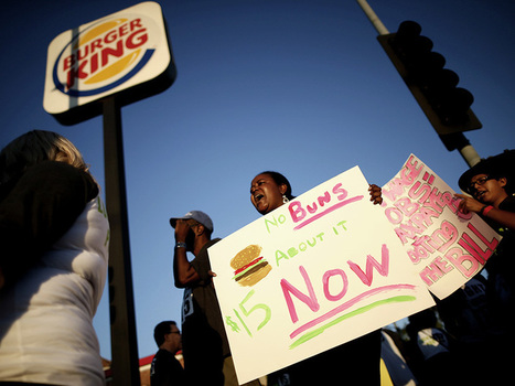 Can the fast food strikes revive American labor unions? — MSNBC | Business Transformation | Scoop.it