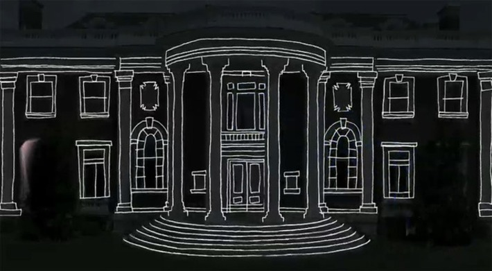 Artistic Image Creates An Interactive 2D/3D Projection Mapping Show   Machinimania   Scoop.it