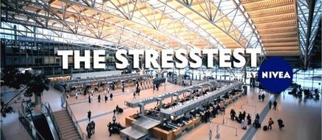 The StressTest : un grand coup de stress orchestré par Nivea ! | Innovative Street Marketing | Scoop.it