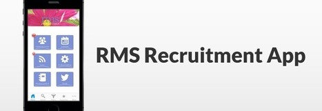 RMS Recruitment Release Mobile Jobs App | Mobile: Recruitment and Applications | Scoop.it