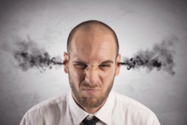 The Right Way to Get Angry at Work | Coaching Leaders | Scoop.it