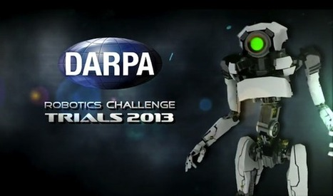 Watch the DARPA Robotics Challenge Live - IEEE Spectrum | The Robot Times | Scoop.it