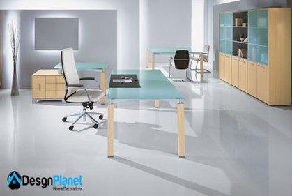Contemporary Office Furniture Design Ideas - Home Decorations | Luxury home, Interior Design | Scoop.it