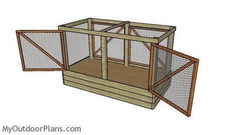 Deer Proof Raised Garden Bed | MyOutdoorPlans | Free Woodworking Plans and Projects, DIY Shed, Wooden Playhouse, Pergola, Bbq | Garden Plans | Scoop.it