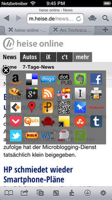 Updated iCab Mobile Web Browser Lets You Open Apps Using Predefined Gestures -- AppAdvice | mrpbps iDevices | Scoop.it
