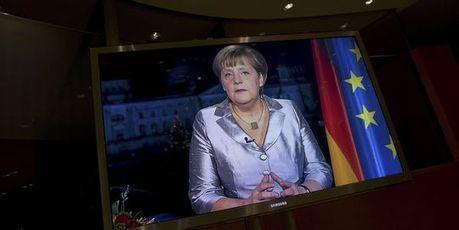 """Angela Merkel prépare les Allemands à une année """"difficile""""   Union Européenne, une construction dans la tourmente   Scoop.it"""