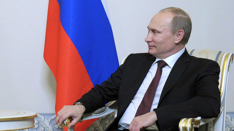 Putin: EU blackmailing Ukraine over halt in trade deal | COLD - about russia | Scoop.it