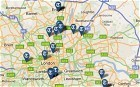London riots map: all incidents mapped in London and around the UK - Telegraph | London riots maps | Scoop.it