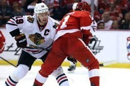 Hawks force Game 7 with win over Red Wings - WGNtv.com | World News | Scoop.it