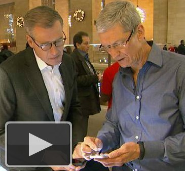Tim Cook: I've Given Up Physical Keyboards, Use iPad | planetiPad | Scoop.it