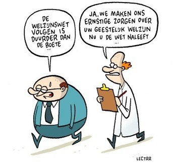Welzijn op het werk blijft dode letter - De Standaard | DaniqueVerzorgingsstaat | Scoop.it