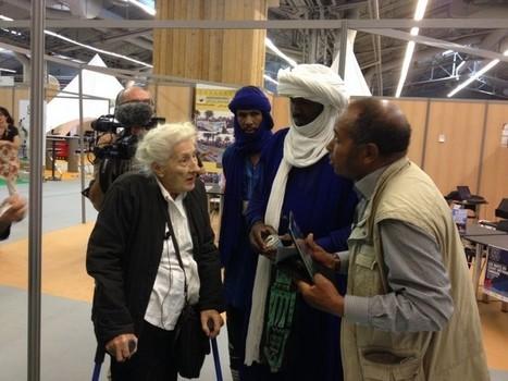 Une grande dame invitée chez Antenna au Salon des Solidarités - Antenna | spiruline | Scoop.it