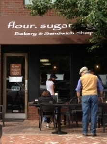 "New Bakery Called ""Flour. Sugar. Eggs."" Opens in Germantown 