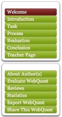 Elabora una WebQuest con Zunal | Nuevas tecnologías aplicadas a la educación | Educa con TIC | Biblioteca TIC Castroverde | Scoop.it