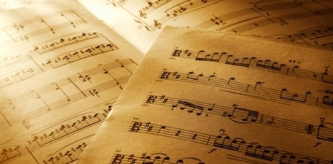 Why I Should Have Paid More Attention in Music Theory Class | Communication design | Scoop.it