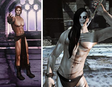 #53 - Halloween ideas (Jomo) | Second Life Male Freebies | Scoop.it