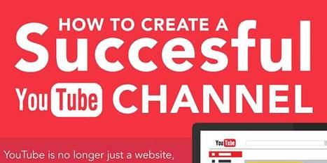 Infographic: How to Build the Perfect YouTube Channel | Working Stuff | Scoop.it