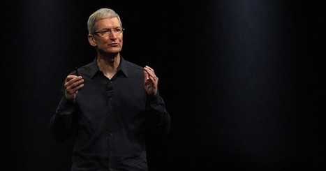 Realidad aumentada vs realidad virtual: el CEO de Apple opina | Idees i recursos TIC per a l'emprenedoria | Scoop.it