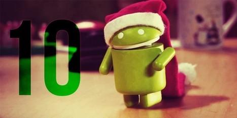 Mejores aplicaciones para Android: saca partido a tu nuevo dispositivo | TIC_mv | Scoop.it