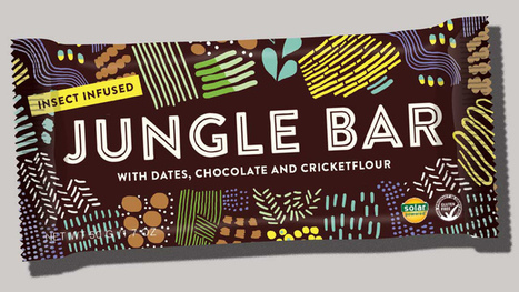 Jungle Bars are boosted with powdered cricket protein | Entomophagy: Edible Insects and the Future of Food | Scoop.it
