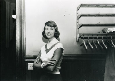 Sylvia Plath reads 15 poems from her final collection 'Ariel' in 1962 | Bibliobibuli | Scoop.it