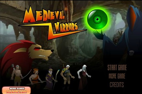 Medieval Warriors | online games | Scoop.it