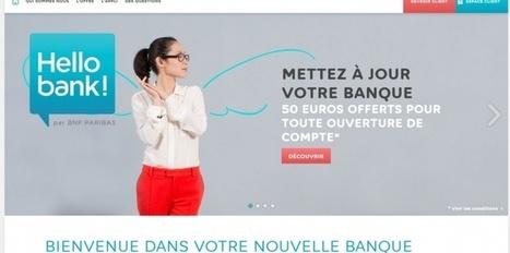 Quelle banque en ligne choisir ? - Challenges.fr | BTS BANQUE TAIARAPU NUI | Scoop.it
