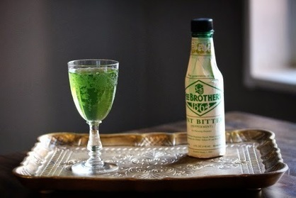 Ingredients: Improved Shamrock Cocktail ~ Cocktails USA | Lybations Signature Cocktails | Scoop.it