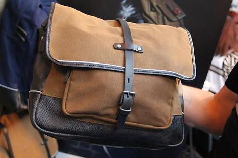 Carradice to launch new bag range with Ally Capellino | Classic Steel Bikes | Scoop.it
