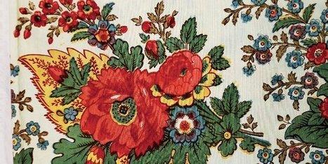 Les fleurs prennent le pouvoir au musée provençal du costume de Grasse | Revue de Web par ClC | Scoop.it