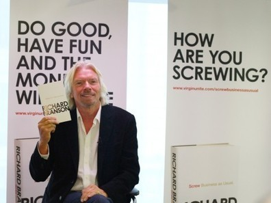Every mistake is a learning opportunity - Virgin.com | Entrepreneur | Scoop.it