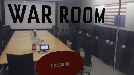 The view from Netflix's war room at the launch of 'House of Cards' - The Globe and Mail | Disruptive technologies | Scoop.it