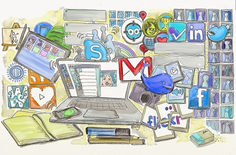 Formación y Competencias Digitales en pequeñas dosis: Las Redes Sociales como recurso formativo   REDES SOCIALES Y ENSEÑANZA DE LA MATEMÁTICA   Scoop.it