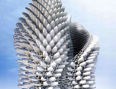 10 most stunning and sustainable spiraling towers | Architecture MIPIM | Scoop.it