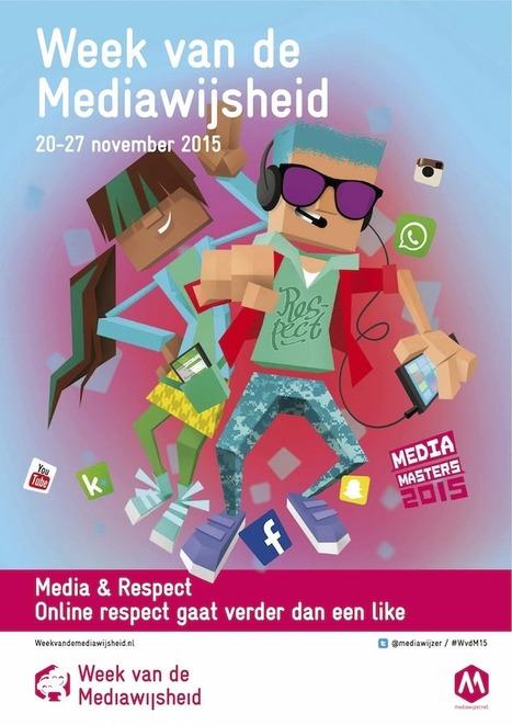 Acht stellingen om te praten over sociale media - Week van de Mediawijsheid | ICT en mediawijsheid | Scoop.it