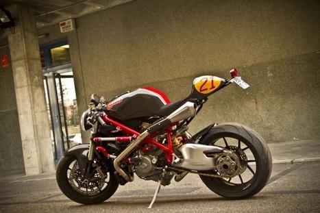 Radical Ducati Mikaracer | Ducati & Italian Bikes | Scoop.it