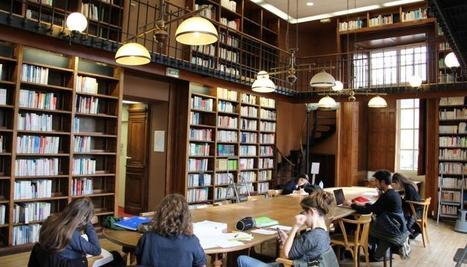 La carte interactive des BU ouvertes le dimanche | Veille professionnelle des Bibliothèques-Médiathèques de Metz | Scoop.it