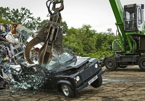 Illegal Imports: Keep Your Car From the Crusher | Autofluence | Taking a Stand | Scoop.it