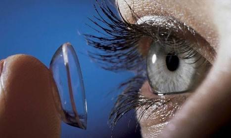 Des chercheurs sud-coréens mettent au point un nouveau prototype de lentilles de contact connectées | Comment concevoir et protéger une innovation | Scoop.it