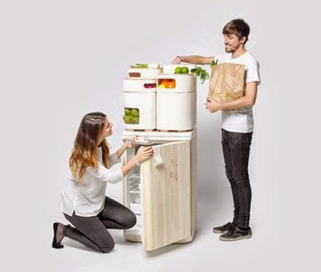 Frigorífico inteligente reutiliza desperdício de calor.   Eco   Scoop.it